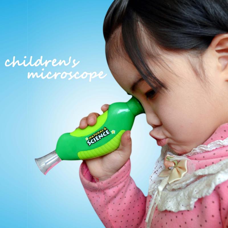 Микроскоп ручной